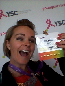 I'm INTERNATIONAL baby! At the YSC Summit, Hilton America's, Houston Texas USA. March 2015
